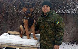 Служебная собака Лира нашла мальчика, который потерялся в Кривом Роге
