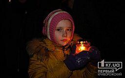 Вогонь любові, вогонь добра: криворізькі пластуни діляться різдвяним вогнем із Вифлеєму