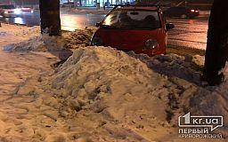 Штормовое предупреждение: криворожским автомобилистам не рекомендуют выезжать загород