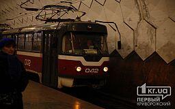 Ни один трамвай в Кривом Роге не был списан в прошлом году