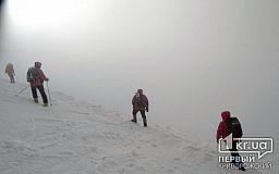 Криворожский турист погиб в горах
