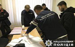 Під час отримання 18 тисяч гривень хабара затримано посадовця на Дніпропетровщині