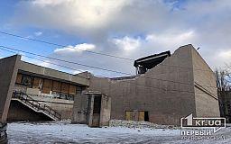 Владелице обрушившегося здания бывшего кинотеатра чиновники поручили соорудить забор