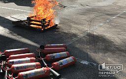 За минувшие 24 часа в Кривом Роге случилось 7 пожаров
