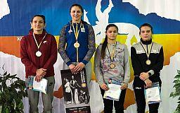 Криворожанка стала чемпионкой Украины по вольной борьбе