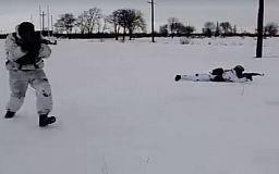 Разведчики 17 ОТБр Кривого Рога опубликовали видео штурма, - все в рамках учений