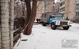 Жители спального района в Кривом Роге остались без отопления из-за аварии