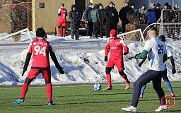 Футболисты из Кривого Рога сыграют матч с командой из Днепра