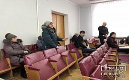 Криворожане пришли за помощью к депутатам, потому что мэр не смог решить их транспортный вопрос