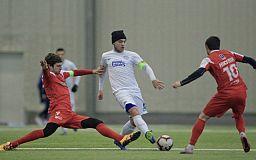 Криворожские футболисты уступили команде, которая играла в финале Лиги Европы