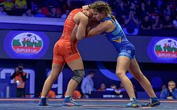Криворожанка стала бронзовой призеркой Чемпионата мира по борьбе