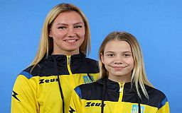 Две криворожанки стали вице-чемпионками Европы по спортивной акробатике