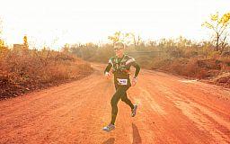 Спортсмены со всей Украины покорили «марсианские» маршруты марафона Red Stones Trail