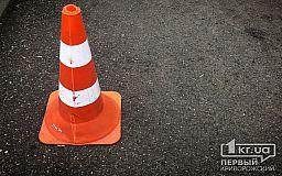 В припаркованное авто охраны в Кривом Роге врезалась легковушка