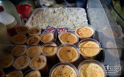 Сколько стоят мясо, яйца и молочные продукты на рынке «Соцгород» в Кривом Роге