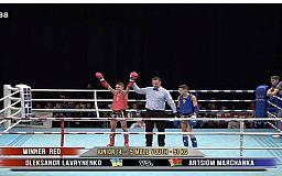 Криворожанин стал чемпионом Европы по таиландскому боксу среди юниоров