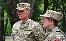Криворіжець став головою Ради ветеранів АТО/ООС при облдержадміністрації