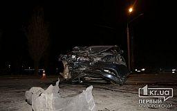 Пострадали три человека: на объездной дороге в Кривом Роге случилось ДТП