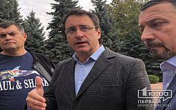 Мы в городе президента, - нардеп опубликовал аудио, утверждая, что это беседа «слуг народа» и начальника полиции Кривого Рога
