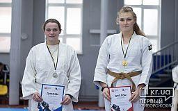 Криворожанка завоевала золото на первом этапе Студенческой Лиги дзюдо