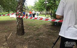 Судья в командировке: рассмотрение дела обвиняемого в убийстве криворожанина напротив горисполкома отложили