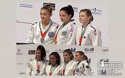 Криворожские спортсменки завоевали золото и бронзу на чемпионате Мира по джиу-джитсу