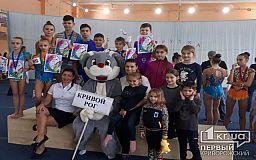 Золото, серебро и бронзу привезли криворожские акробаты с Международного турнира в Приднестровье