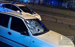 На остановке в Кривом Роге легковушка сбила пешехода, - свидетели событий
