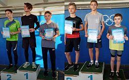 Криворожские легкоатлеты завоевали бронзу на чемпионате Днепропетровской области