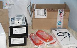 Криворожскому центру гематоонкологии передали новое оборудование, деньги на которое собрали на HelpFest