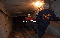 В Кривой Рог обменяться опытом приехала делегация спасателей из Грузии