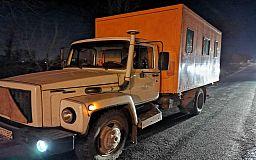 Криворожские коммунальщики за ночь устранили масштабный порыв на микрорайоне Восточный