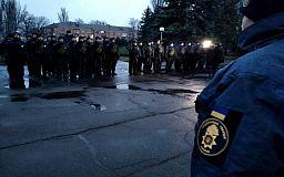 Криворожские нацгвардейцы задержали 5 подозреваемых в совершении уголовных преступлений
