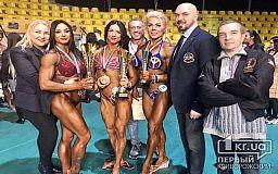 Криворожанка стала вице-чемпионкой мира по бодифитнесу IFBB