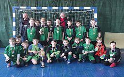 Юные криворожане завоевали медали на турнире по футзалу