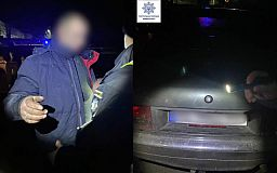 Пьяный криворожанин попал в ДТП и пытался дать копам взятку