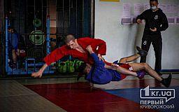 49 військовослужбовців беруть участь у чемпіонаті з самбо у Кривому Розі