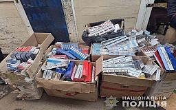 Из незаконного оборота изъяли более 4500 пачек сигарет и 500 литров спирта