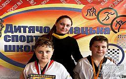 Криворіжці здобули медалі на турнірі із тхеквондо