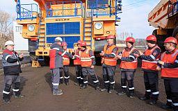ЦГОК приобрел новые автосамосвалы для работы в Глееватском карьере