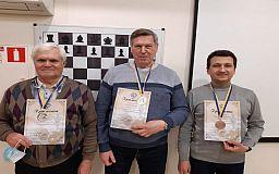Ход конем: в Кривом Роге состоялся чемпионат по шахматам