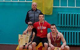 Криворожане завоевали медали на областном чемпионате по греко-римской борьбе