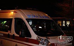 Ночью посреди улицы в Кривом Роге обнаружен труп мужчины