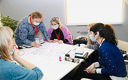 Криворізькі педагоги опановують нові онлайн-інструменти завдяки проєкту STEAM-CAMP
