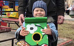 Допомога пернатим: Зелений центр Метінвест нагородив учасників волонтерського конкурсу