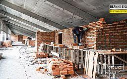Реконструкцію стадіону «Спартак» теж записали у «Велике будівництво»