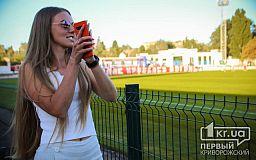 Футбольный клуб «Кривбасс» создал женскую команду
