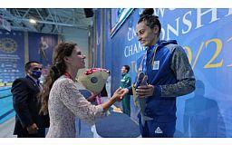 Спортсменка из Кривого Рога завоевала бронзу на первенстве мира