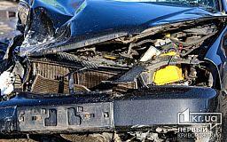 У Кривому Розі з початку 2021 року зафіксували 90 аварій