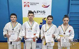 Лучшие дзюдоисты Кривого Рога представят город на областных соревнованиях